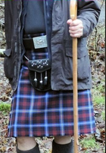 Kilt, in Highland Titles Tartan