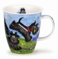 Dunoon Highland Animals Scottie, Mok