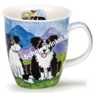 Dunoon Nevis Highland Animals Collie, Mok