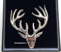 Broach, Deer, 6 cm